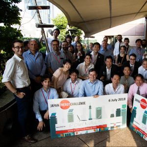 Japan Energy Challenge names British startups Brill Power, Powervault as 2018 winners