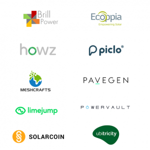 Meet our invited startups for Japan Energy Challenge 2018